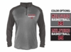 PERFORMANCE LT WEIGHT 1/4 ZIP - ADULT SIZING