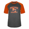 PERFORMANCE T-SHIRT - ORANGE SLEEVES