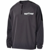 PULLOVER JACKET - EMBROIDERED LOGO