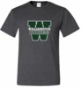 """T-SHIRT WITH """"W"""" LOGO"""