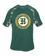 CAMO T-SHIRT - YOUTH AND ADULT
