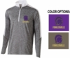 1/4 ZIP PULLOVER - ADULT & YOUTH - NEW!