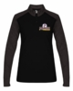 WOMEN'S PERFORMANCE 1/4 ZIP PULLOVER - SCREEN PRINT