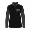 LADY O'S PERFORMANCE LT WEIGHT 1/4 ZIP - WOMEN'S