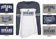 WOMEN'S VARSITY LONG SLEEVE TEE