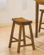 "18"" Bar Stool Homelegance EL-5302-18 ( Set of 2 )"