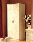 2 Door Wardrobe Ivory Baroque Classic Style Made in Italy 33B419
