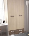 2 Door Wardrobe Made in Spain 33161H520