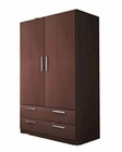 2 Door Wardrobe Mario Modern Style Made in Spain 33B388