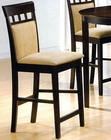 "24"" Height UPL Back Bar Stool CO-100219 (Set of 2)"
