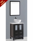 24in Single Vanity w/ Round Sink by Bosconi BOAB124RO