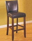 "29"" Height  Brown Bar Stool CO-100388 (Set of 2)"