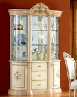 3 Door China Cabinet Romana European Design Made in Italy 33D56