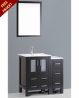 36in Single Integrated Sink Vanity by Bosconi BOAB124U1S