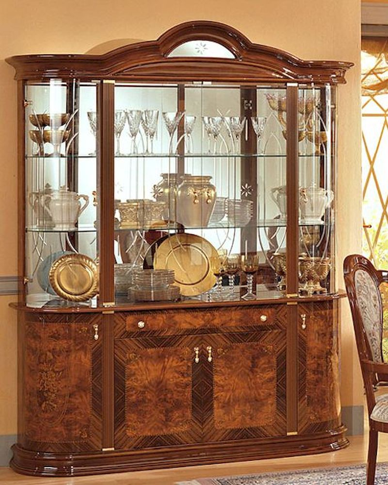 china cabinet ideas 4 door china cabinet minerva european design made in italy 13550