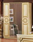 4 Door Wardrobe Cleopatra European Design Made in Italy 33B4010