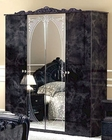 4 Door Wardrobe Mona European Design Made in Italy 33B477