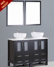 48in Double Round Sink Vanity by Bosconi BOAB224RO
