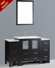 54in Single Integrated Sink Vanity Bosconi BOAB130U2S