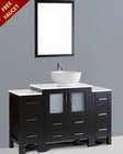 54in Single Round Sink Vanity by Bosconi BOAB130RO2S