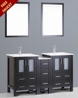 60in Double Integrated Sink Vanity by Bosconi BOAB224U1S