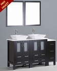 60in Double Square Vessel Sink by Bosconi BOAB224S1S