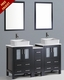 60in Double Vanity by Bosconi BOAB224RC1S