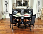 8 Player Poker Table Set w/ Dining Top and Classic Chairs PT-77042
