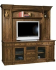 88in Entertainment Credenza w/ Hutch by Hekman HE-81342CH