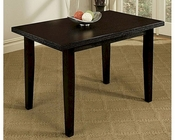 Abbyson Cabo Rectangle Espresso Dining Table AB-55AD-720-REC