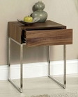 Abbyson Harbor Walnut End Table AB-55AD-123C-END