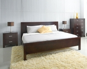 Abbyson Living 4pc Bedroom Set Hamptons AB-55HM-5000-QN4-KG4-CK4