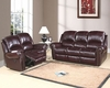 Abbyson Living Reclining Sofa Set Lexington AB-55CH-8811-BRG-3-2