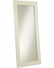 Abbyson Windsor Leather Large Floor Mirror AB-55HS-MIR-300-WHT