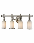 ELK Acadia Collection 4 light bath in Brushed Nickel EK-52003-4