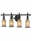 ELK Acadia Collection 4 light bath in Oil Rubbed Bronze EK-52013-4