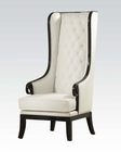 Accent Chair in Black and White by Acme Furniture AC59128