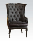 Accent Chair in Black by Acme Furniture AC59120