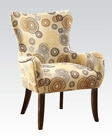 Accent Chair in Contemporary Style by Acme AC59077