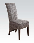 Accent Chair in Fabric by Acme Furniture AC59160 (Set of 2)