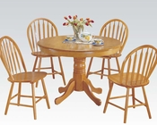 Acme 5pc Dining Farmhouse Set AC07021SET