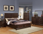 Acme Bedroom Set in Traditional Style Bellwood AC00160SET