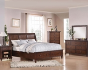 Acme Bedroom Set w/ Storage Aceline AC21380SET