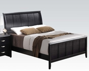 Acme Black Bed Hailee AC21470BED