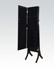 Acme Black Jewelry Armoire AC97065