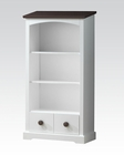 Acme Bookcase w/ Drawer Docila AC30227