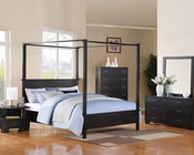 Acme Canopy Bedroom Set London AC20050SET