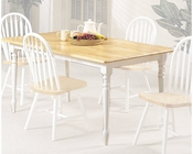 Acme Casual Dining Table Farmhouse AC02247NW