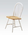 Acme Casual Side Chair Farmhouse AC02482NW (Set of 4)