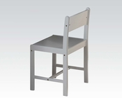 Acme Chair in White Finish AC19412